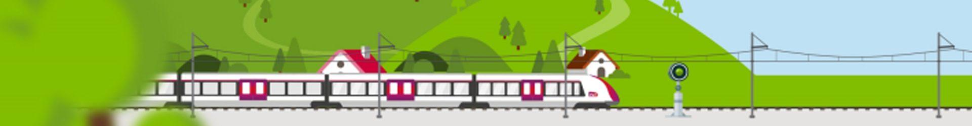 SNCF Reseau - Motion Design