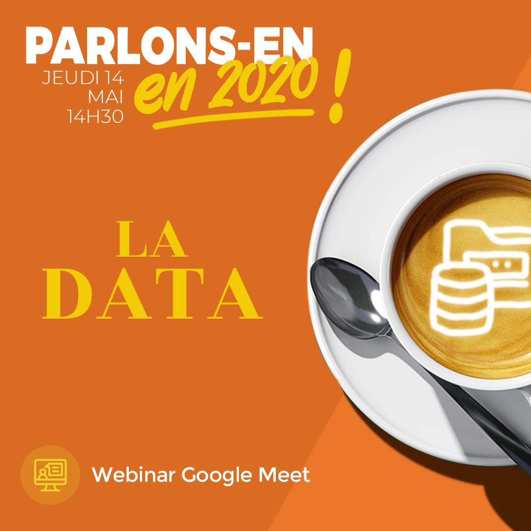 Webinar La Data