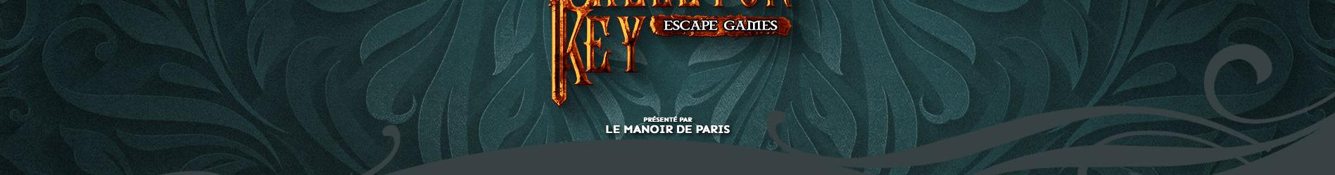 Page d'accueil du site Skeleton Key