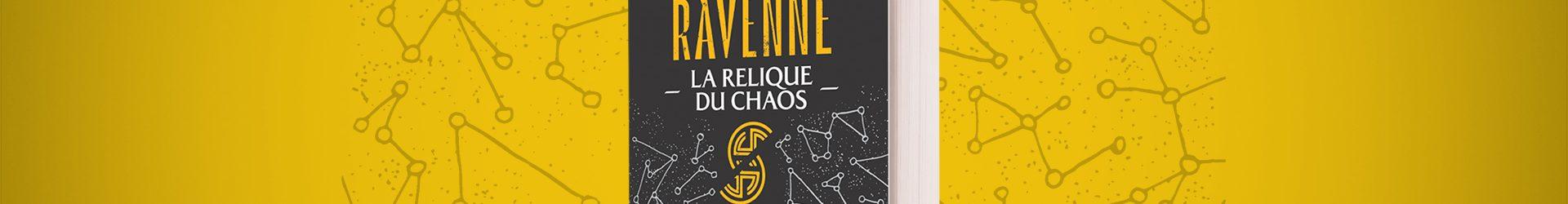 Couverture de La Relique du Chaos de Giacometti et Ravenne